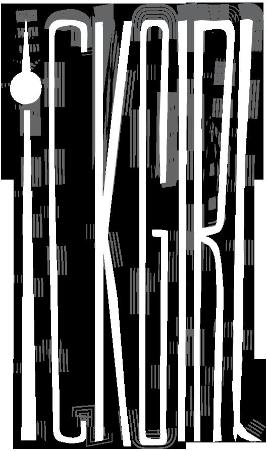 ICKGIRL Artwork BLACK Summer2018